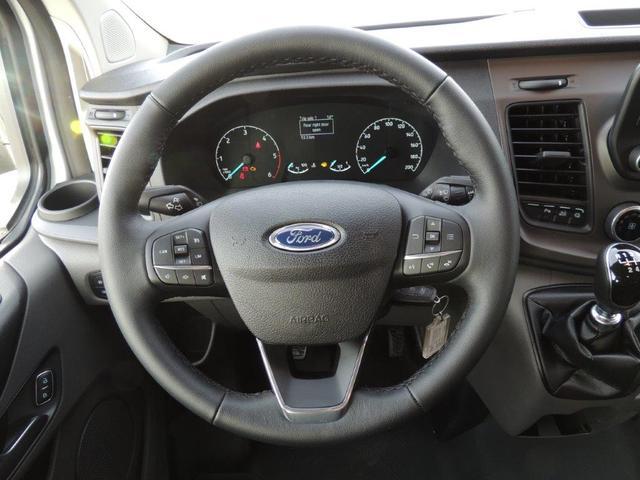 Ford Transit Custom 2.0 TDCI Trend L1H1 320 Anhängerkupplung, 9-Sitzer, beheizb. Frontscheibe, Tempomat, Lederlenkrad