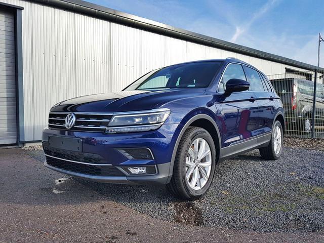 Volkswagen Tiguan - 2.0 TSI Highline 4Motion DSG AHK, Navi, Easy-Open, LED, App-Connect, 18'' Alu