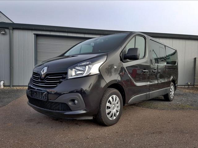 Renault Trafic - Combi Grand Passenger Dynamique dCi 120 L2H1 9-Sitzer, Navi, PDC h., Klima v+h, Tempomat, dunkle Scheiben