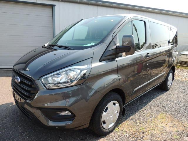 Ford Transit Custom - Trend 2.0 TDCI L1H1 AT 39%* Mod. 20 9-Sitzer, SYNC 2.5, DS, beheizte Frontsch.