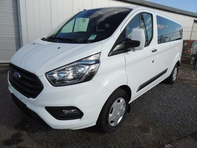 Ford Transit Custom - Trend 2.0 TDCI L2H1 AT 37%* Mod. 20 9-Sitzer, SYNC 2.5, DS, beheizte Frontscheibe