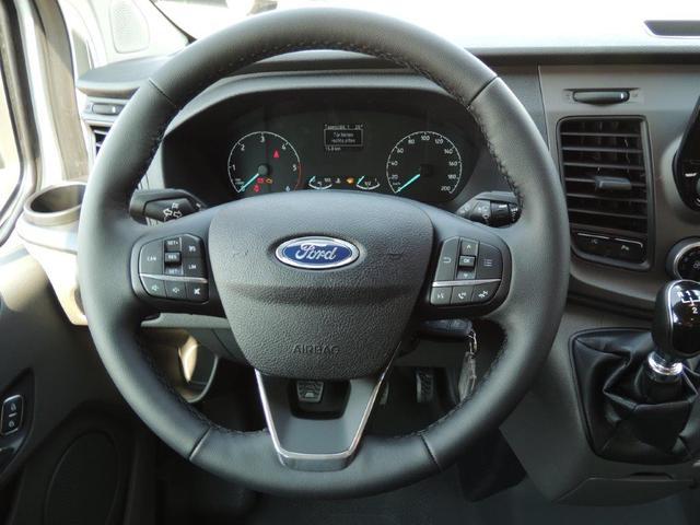 Ford Transit Custom - Trend 2.0 TDCI AT L2H1 39%* Mod. 20 9-Sitzer, SYNC 2.5, dunkle Scheiben, beheizte Frontsch.
