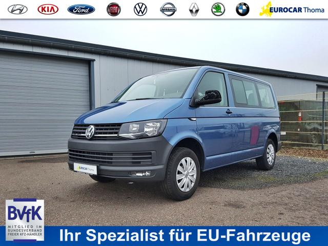 Volkswagen T6 Caravelle - Trendline 2.0 TDI Anhängerkupplung, 9-Sitzer, 3-Zonen-Klimaautom., Apple CarPlay, Android Auto