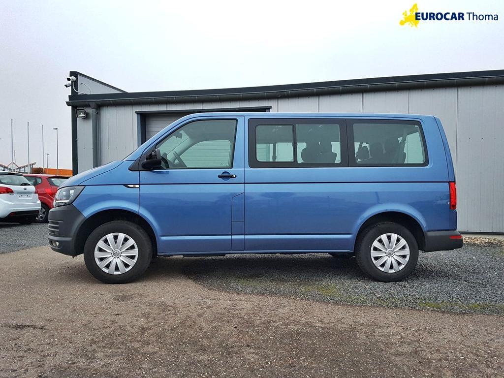 Volkswagen / T6 Caravelle / Blau /  /  /