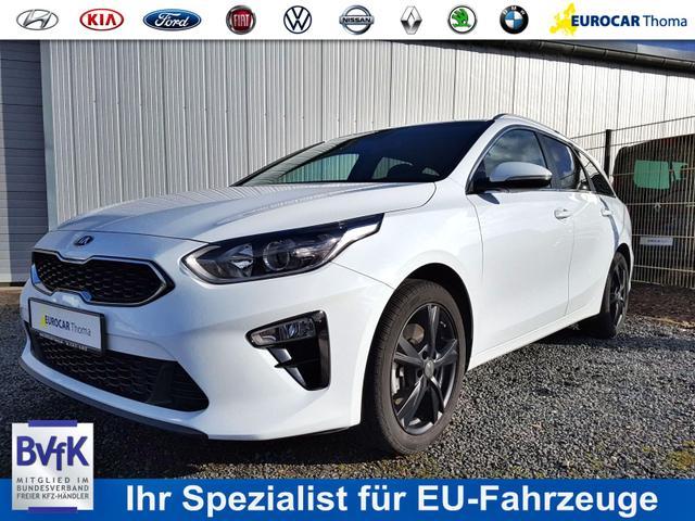 Kia Ceed Sportswagon - Vision 1.4 CVVT Werksgarantie, Navi, Rückfahrk., 17'' Alu, Sitzheiz., dunkle Scheiben