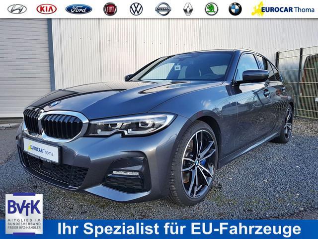 BMW 3er - i M-Sport Aut. Vollleder, Navi, LED-Scheinwerfer, 19'' Alu, dunkle Scheiben
