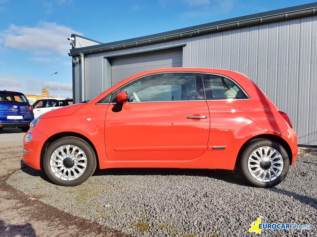 Fiat / 500C / Rot /  /  /