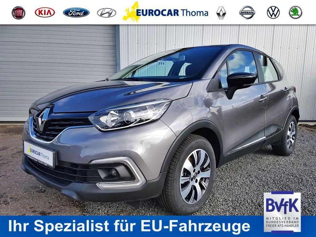 Renault / Captur / Grau /  /  /