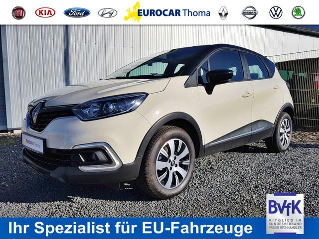 Renault Captur - Intens+ TCe 90 32%* Sitzheizung, Navi, PDC hinten, Tempomat, 16'' Alu