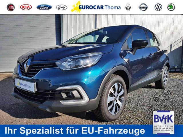 Renault Captur - Intens+ TCe 90 34%* Sitzheizung, Navi, PDC hinten, Tempomat, 16'' Alu