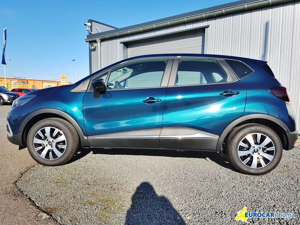 Renault / Captur / Blau /  /  /