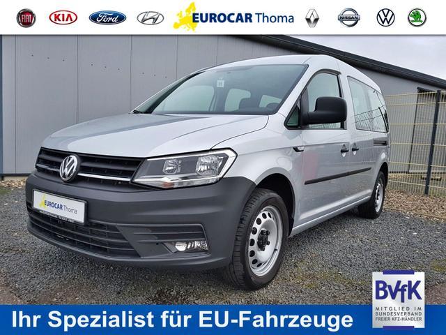 Volkswagen Caddy - Maxi Kombi 2.0 TDI 7-Sitzer, Klima, Bluetooth, Nebelscheinw., Tempomat