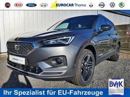 Tarraco - Xcellence 2.0 TDI 4Drive DSG 7-Sitzer, Teilleder, Parklenkass., Navi, Rückfahrk., Winterp., 19