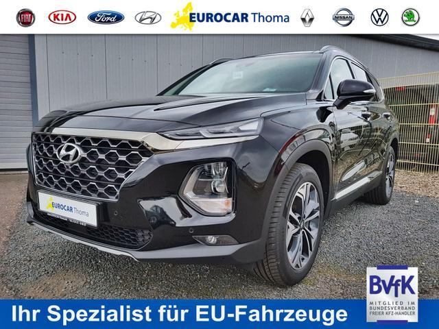 Hyundai Santa Fe - Premium 2.2 CRDI Allrad AT Panoramadach, Navi, Sitzh. v+h, 19'' Alu