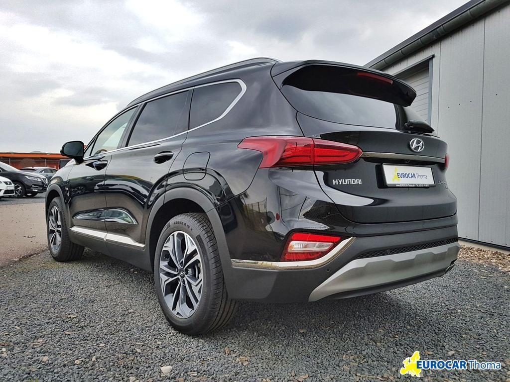 Hyundai / Santa Fe / Schwarz /  /  /