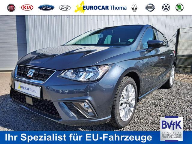 Seat Ibiza - Style 1.0 MPI PDC h., 16'' Alu, Tempomat, Klima, dunkle Scheiben