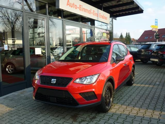 SEAT Arona Reference EDITION 1.0TSI 95PS/70kW - AKTION-2020