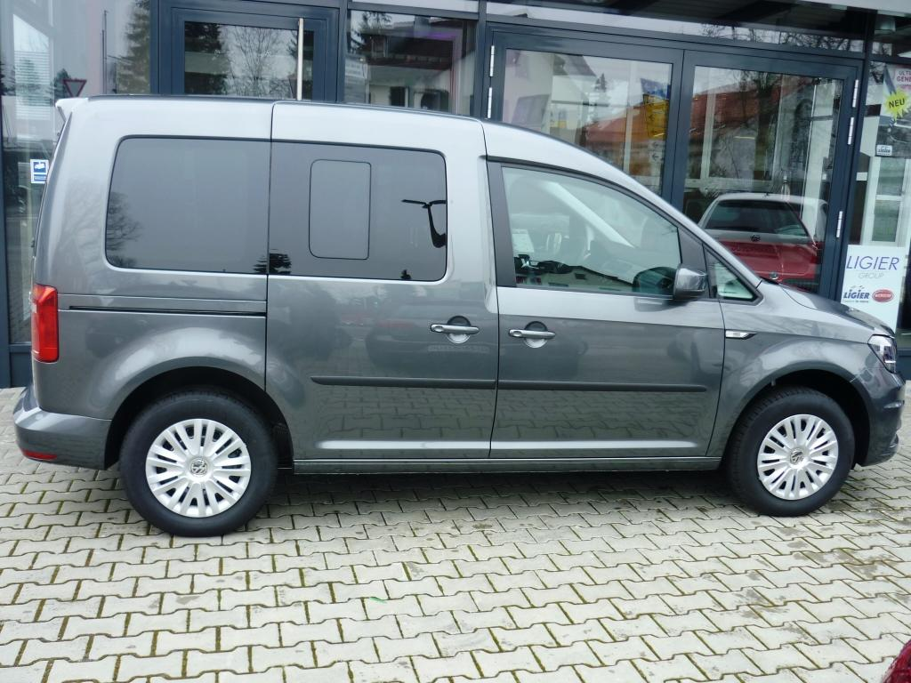 volkswagen caddy aktion trendline 2 0tdi 55kw eu fahrzeuge auto einmal eins. Black Bedroom Furniture Sets. Home Design Ideas