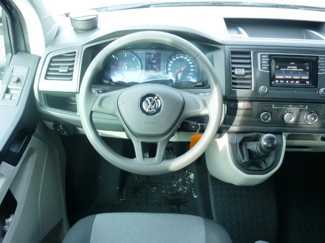 Volkswagen T6 Transporter - Einzelkabine KR 3.000mm 2.0 TDI SCR 75kW