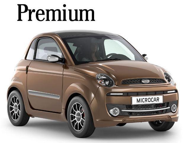 Microcar DUÈ - Premium