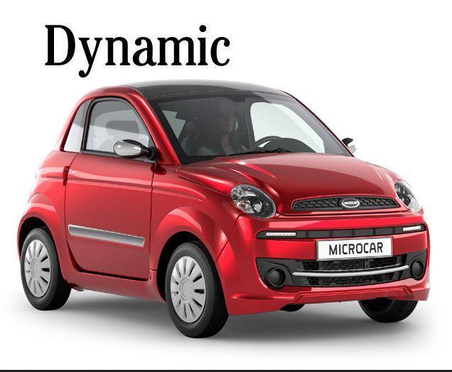Microcar DUÈ - Dynamic