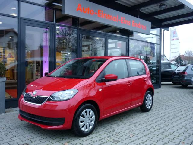 Skoda Citigo - 1.0 MPI - AMBITION