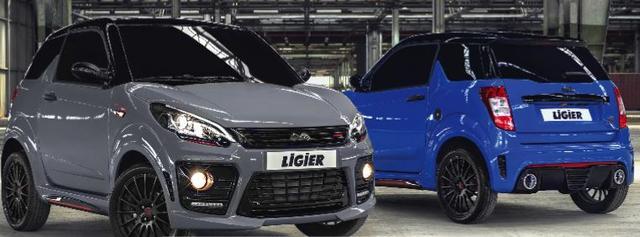 Microcar - Sport - ULTIMATE