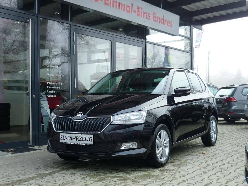 skoda fabia ambition 1 0 mpi eu fahrzeuge auto einmal eins. Black Bedroom Furniture Sets. Home Design Ideas