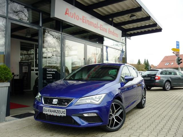 SEAT Leon - Xcellence PLUS 1.5 TSI ACT - 110kW (150PS)