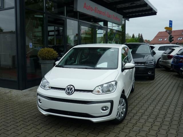 Volkswagen up! - 1.0 BPT move