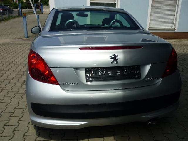Peugeot 207 1.6 ltr.