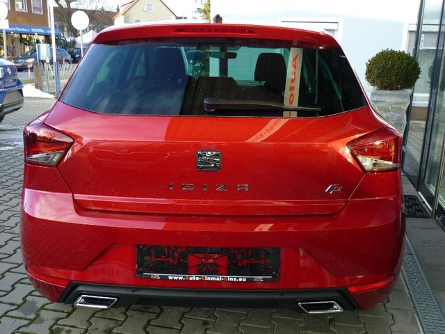 SEAT Ibiza Style 1.0 TSI 95PS/70kW AKTION-2020