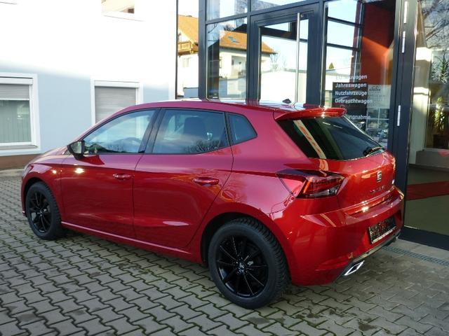 SEAT Ibiza FR 1.0 TSI 95PS/70kW AKTION-2020