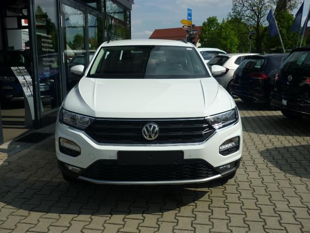 Volkswagen T-Roc 1.5 TSI STYLE EDITION