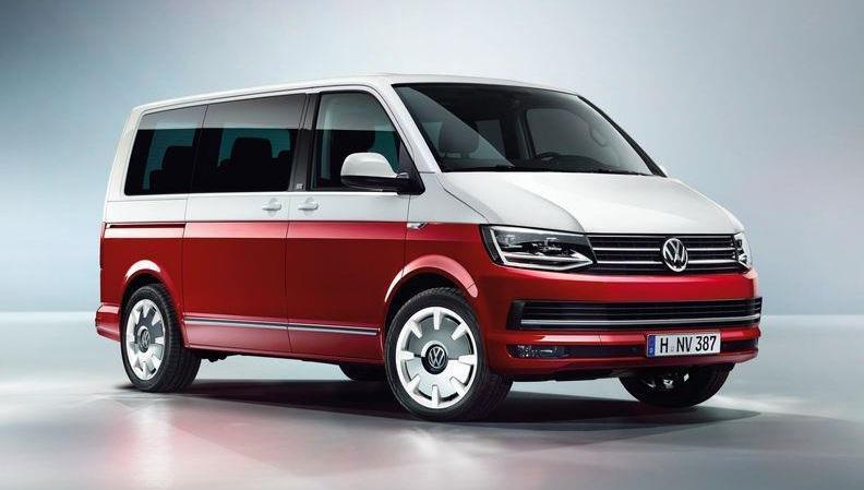 volkswagen t6 multivan trendline plus incl radio. Black Bedroom Furniture Sets. Home Design Ideas