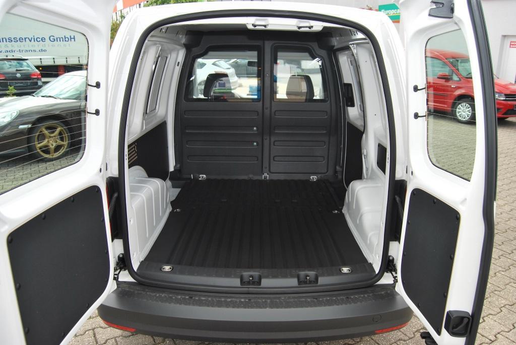 Volkswagen Nutzfahrzeuge Caddy Kastenwagen Caddy Kastenwagen