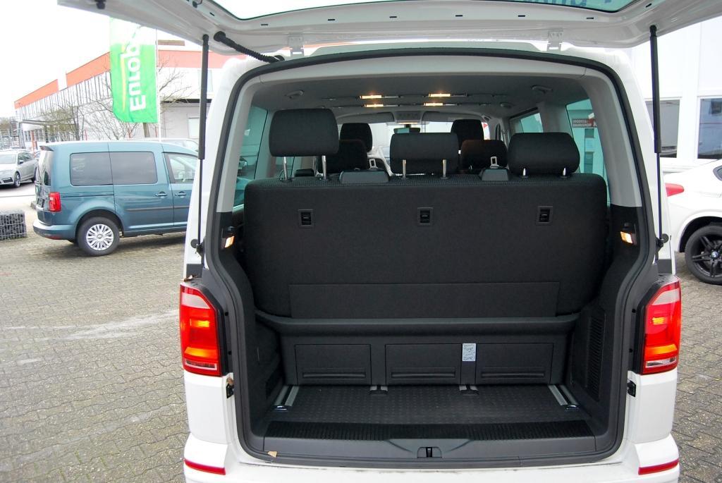 Volkswagen t6 multivan tz volkswagen aufbau das for Exterieur licht und sichtpaket