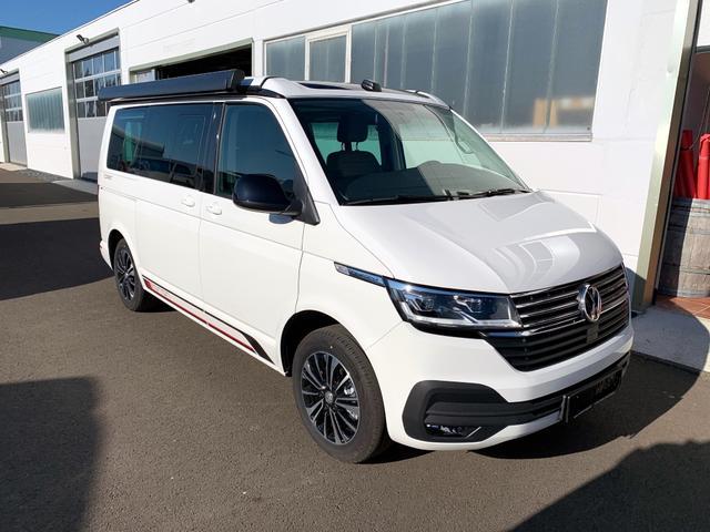 Volkswagen T6.1 California Coast Edition - incl. Aufstelldach, LED Scheinwerfer, Komfortschlafauflage, uvm.