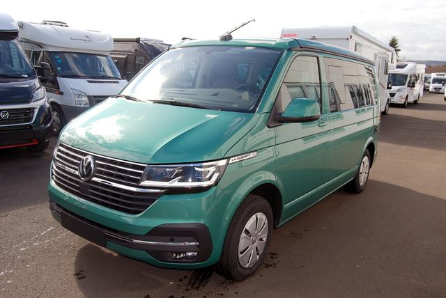Volkswagen T6.1 California Ocean - incl. elektrtischem Aufstelldach, Klimaautomatik, Multifunktionsanzeige, Nebelscheinwerfer uwm.