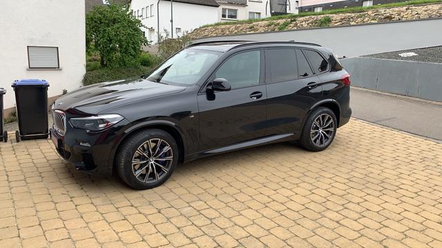 BMW X5 xDrive30d M Sport Sportpaker, Head-Up, Panorama, Gestiksteuerung
