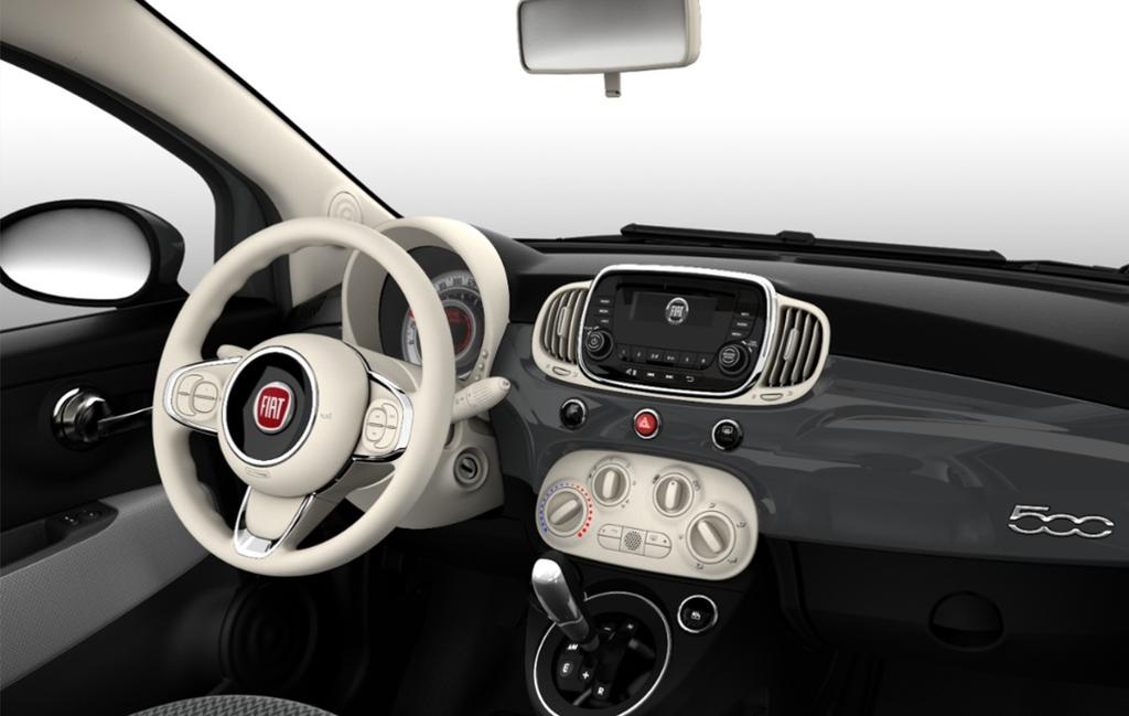 fiat 500 mj2019 pop 1 2 8v dual klima radio uconnect fever auto gmbh. Black Bedroom Furniture Sets. Home Design Ideas