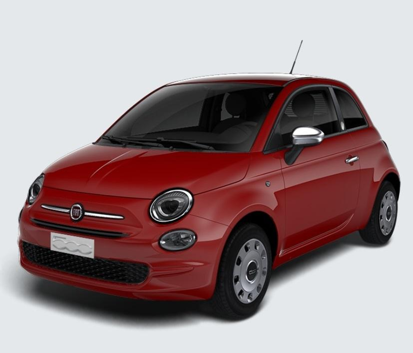 fiat 500 mj2018 mirror 1 2 8v klima radio uconnect fever auto gmbh. Black Bedroom Furniture Sets. Home Design Ideas