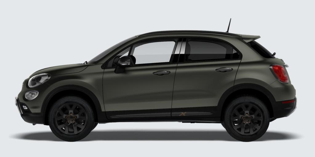 fiat 500x mj2018 s design cross 1 4 multiair dct alu xenon radio bluetooth fever auto gmbh. Black Bedroom Furniture Sets. Home Design Ideas