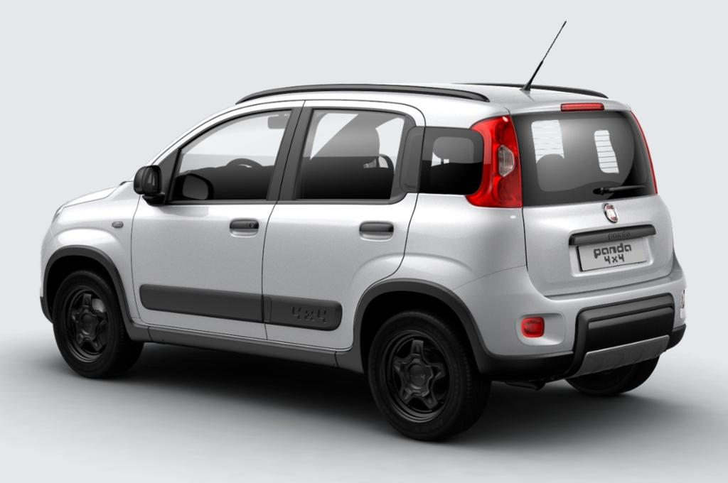 fiat panda 4x4 my18 wild fever auto gmbh. Black Bedroom Furniture Sets. Home Design Ideas