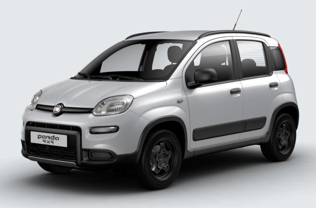 fiat new panda 4x4 my18 wild fever auto gmbh. Black Bedroom Furniture Sets. Home Design Ideas