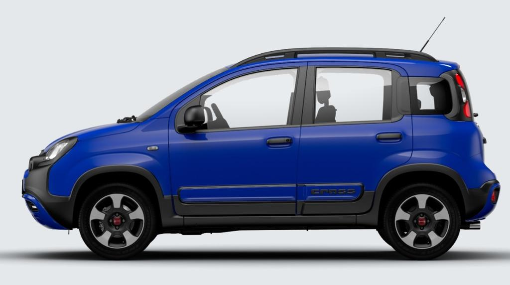fiat new panda 4x4 my18 cross 4x2 fever auto gmbh. Black Bedroom Furniture Sets. Home Design Ideas