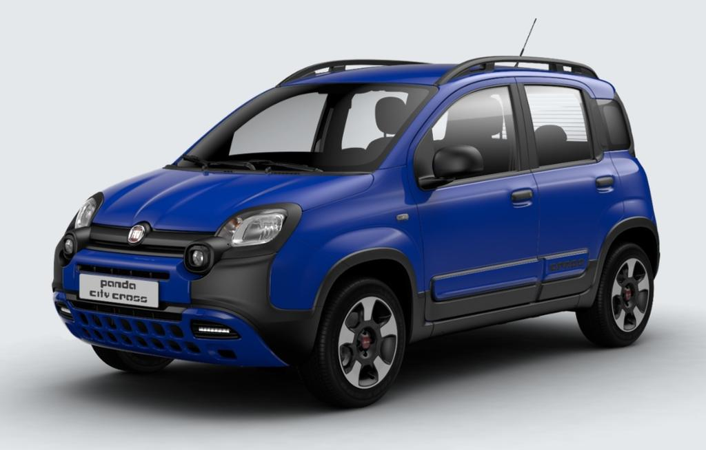 fiat panda 4x4 my18 cross 4x2 fever auto gmbh. Black Bedroom Furniture Sets. Home Design Ideas