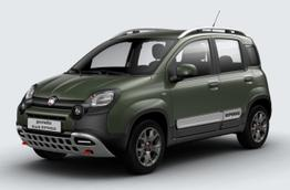 Fiat New Panda 4x4 MY18 - Cross
