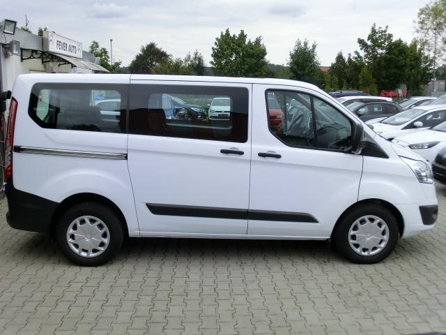 Ford Transit Custom Kombi L1 Trend 310 L1h1 9 Sitze Sofort Fever