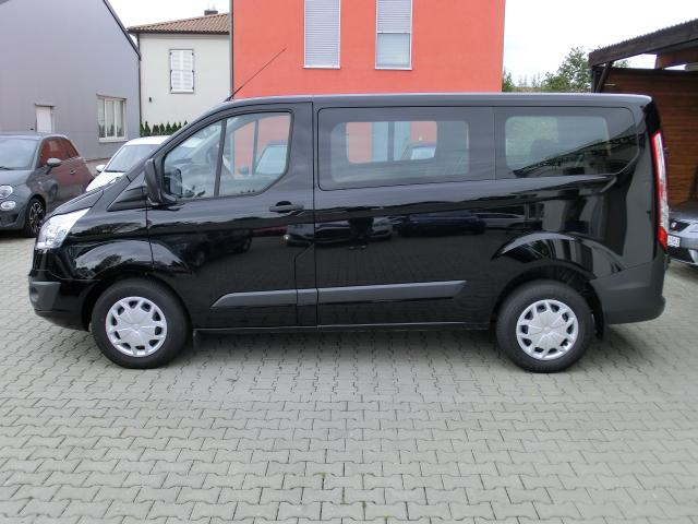 Ford Transit Custom Tourneo >> Ford Transit Custom Kombi L1 Trend 310 L1H1 9-Sitze SOFORT Fever Auto GmbH